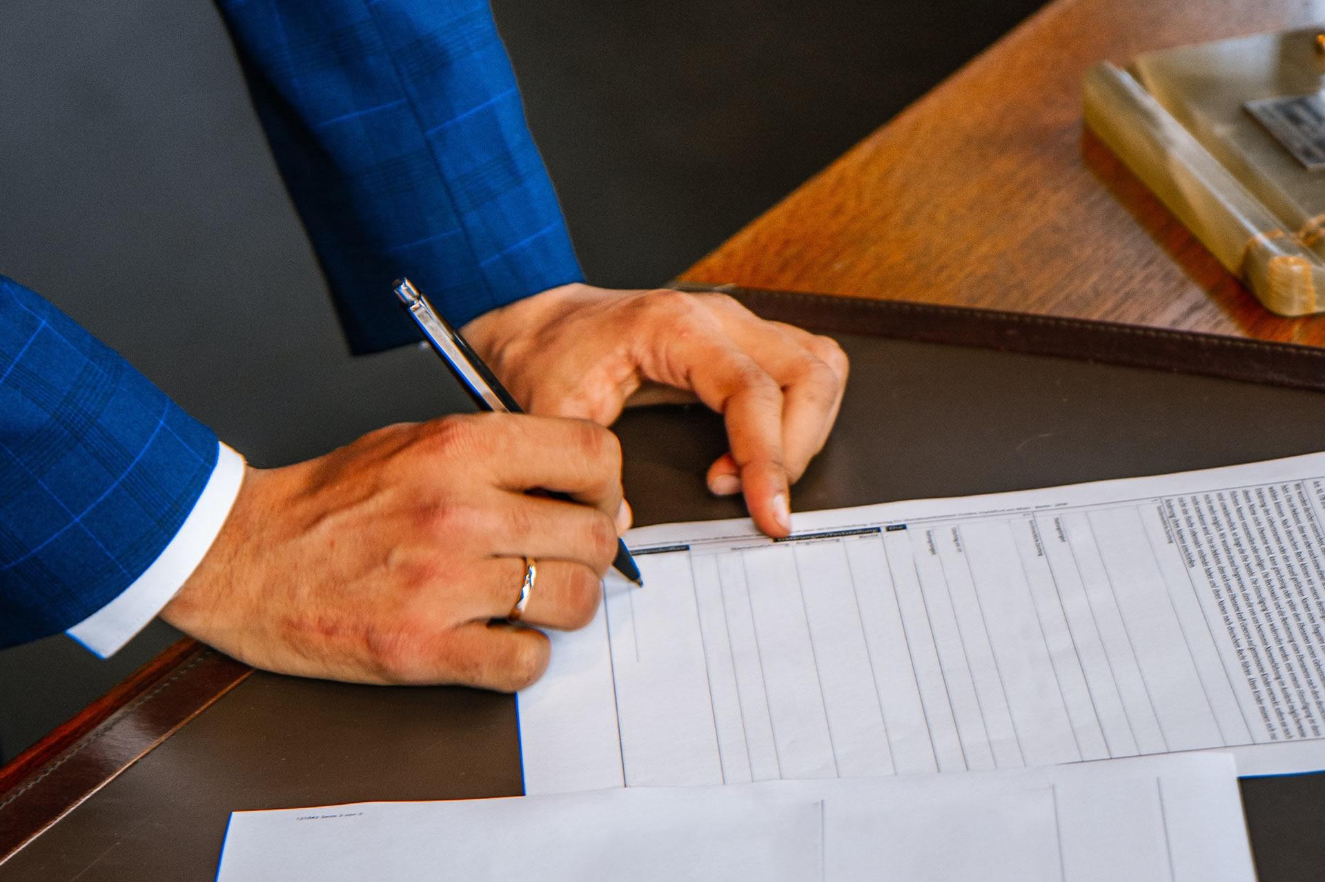 Testament of hypotheek tekenen op afstand